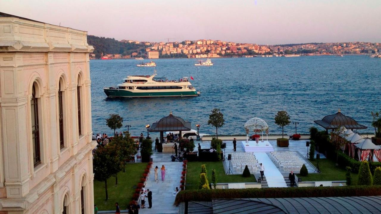 Four Seasons Hotel Istanbul at the Bosphorus